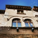 Ca' Spadolino, a holiday rental house in Spello. Vacation accommodation in Umbria, Italy