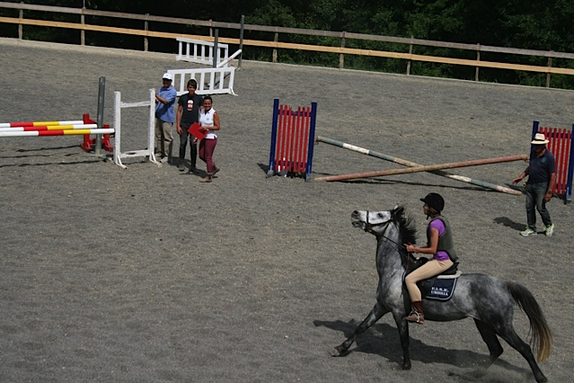 The riding school at san Pietro a Monte on the Tuscany Umbria border