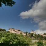 Holiday Apartments and town houses in Spello, Umbria and Cortona, Tuscany.