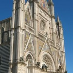 The Duomo in Orvieto, Umbria