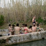 Hot Springs at San Casciano dei Bagni