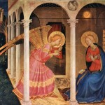 Fra Angelico's Annunciation in Cortona