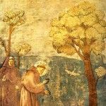 Sermon to the birds, Legend of St Francis