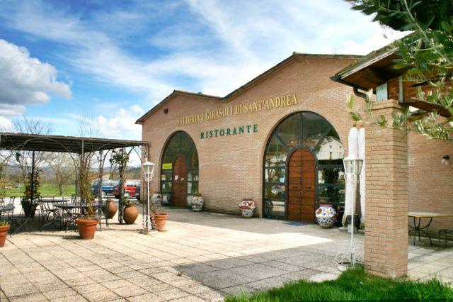 Fattoria Luchetti Restaurant, Molino Vitelli, Umbria