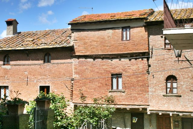 Via Ianelli, Cortona, Tuscany