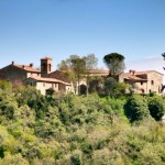 Migianella, an old village above the Niccone Valley on the Tuscany Umbria border