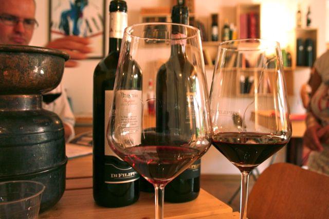 Wine Tasting At Di Filippo, Umbria