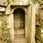 The Tomba del Faggetto near Pantano, Umbria