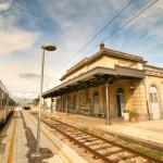Sansepolcro Train Station