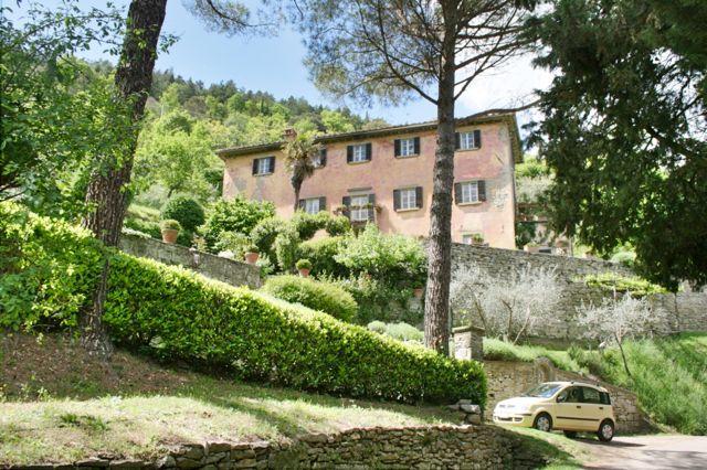 Frances Mayes' house, Bramasole, Tuscany