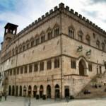 The Palazzo de Priori in Perugia, Umbria