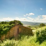 San Lorenzo di Sotto, a restoration project for sale in the Niccone Valley