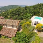 Ca de Bondanza, holiday villa on the Tuscany Umbria border, Italy