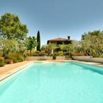 La Lucciola, vacation villa, Tuscany Umbria border, Italy