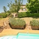 Casa del Lupo, vacation villa, Tuscany Umbria border, Italy