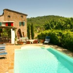 Casa Gorgacce, Small Tuscany Villa With Pool