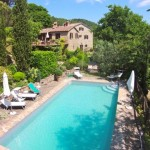 Casa Lucati, Holiday Villa On The Tuscany Umbria Border, Italy