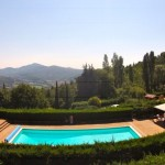 Casa Riozzo, villa on the Tuscany Umbria border with pool