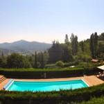 Casa Riozzo, villa on the Tuscany Umbria border with pool