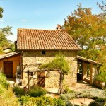 Casa Sant'Anna, Holiday Cottage On The Tuscany Umbria Border, Italy