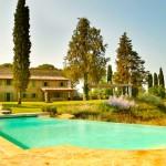Fonticchio di Sopra, luxury vacation villa, Tuscany Umbria border, Italy