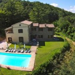Villa Forconi, Luxury vacation home, Tuscany Umbria border, Italy