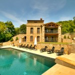 Villa Padrone, holiday villa above Lake Trasimeno, Tuscany Umbria Border, Italy