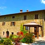 Casa Cordino, Farmhouse Holiday Apartment, Private Pool, Tuscany Umbria Border