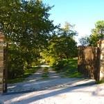 Casa Cordino Is Fenced & Gated