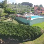 Casa Bella, Aerial Photo Of House and Pool