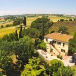 Villa Vitellino, Holiday Villa, Tuscany Umbria Border, Italy, Near Lake Trasimeno, Castiglione del Lago.