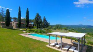 Fonticchio di Sopra, Pool, Pergola & View